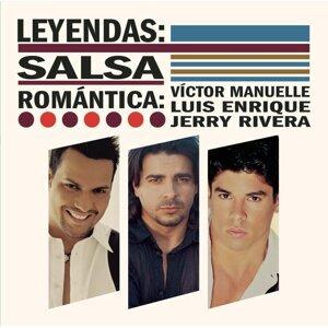 Víctor Manuelle, Luis Enrique & Jerry Rivera 歌手頭像