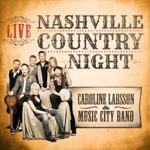 Caroline Larsson,Music City Band 歌手頭像