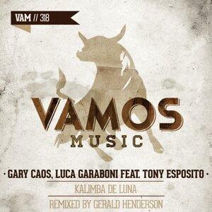 Gary Caos, Luca Garaboni 歌手頭像
