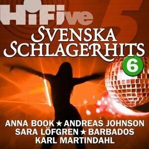 Svenska Schlagerhits 6 歌手頭像