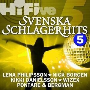 Svenska Schlagerhits 5 歌手頭像