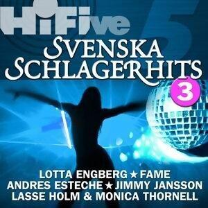 Svenska Schlagerhits 3 歌手頭像
