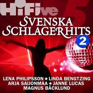Svenska Schlagerhits 2 歌手頭像