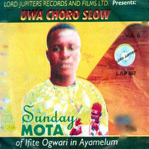Sunday Mota 歌手頭像