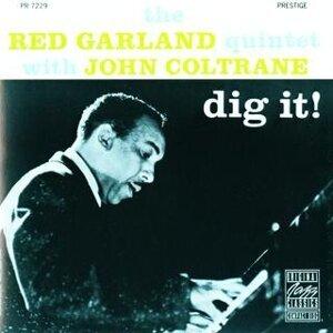 John Coltrane & Red Garland Quintet アーティスト写真