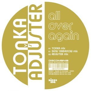 Adjuster vs. Tonka 歌手頭像