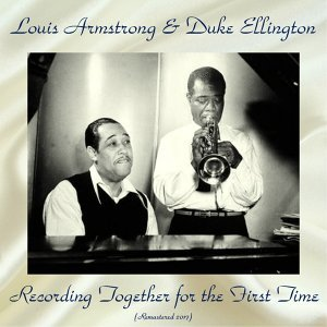 Louis Armstrong & Duke Ellington アーティスト写真