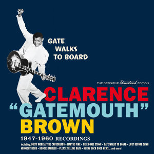 "Clarence ""Gatemouth"" Brown 歌手頭像"