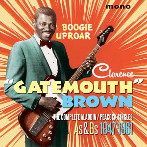 """Clarence """"Gatemouth"""" Brown 歌手頭像"""