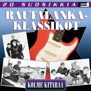 20 Suosikkia / Rautalankaklassikot / Kolme kitaraa 歌手頭像