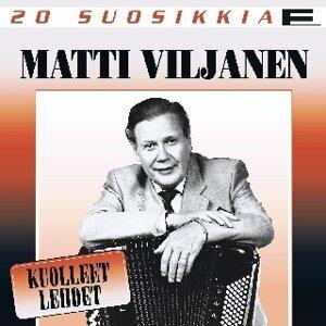 Matti Viljanen 歌手頭像