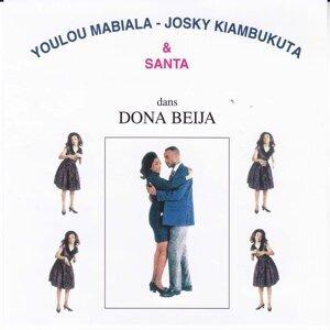 Youlou Mabiala, Josky Kiambukuta, Santa 歌手頭像