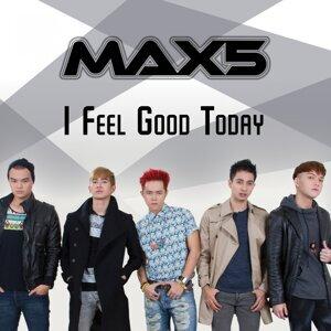 Max 5 歌手頭像