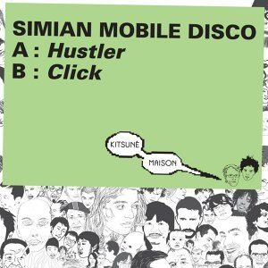 Simian Mobile Disco (猴塞雷迪斯可) 歌手頭像