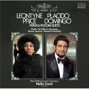 Plácido Doming& Leontyne Price (多明哥&普萊絲) 歌手頭像