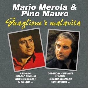 Mario Merola, Pino Mauro 歌手頭像