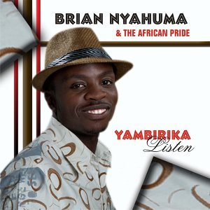 Brian Nyahuma, The African Pride 歌手頭像