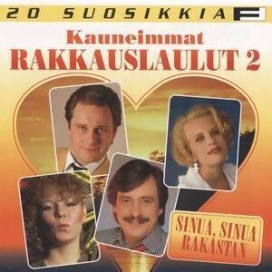 20 suosikkia / Kauneimmat rakkauslaulut / Sinua, sinua rakastan 歌手頭像
