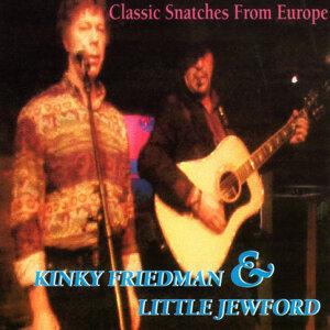 Kinky Friedman & Little Jewford 歌手頭像