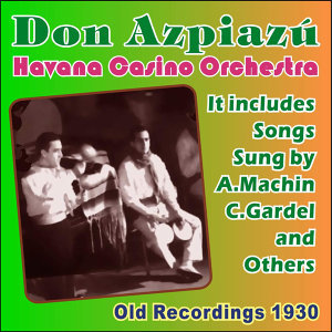 Don Azpiazu 歌手頭像