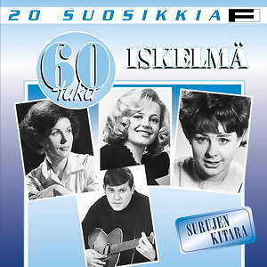 20 Suosikkia / 60-luku / iskelma 歌手頭像