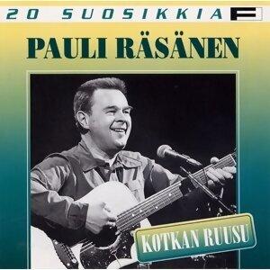 Pauli Rasanen 歌手頭像