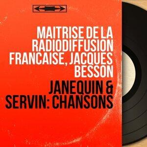 Maîtrise de la Radiodiffusion française, Jacques Besson 歌手頭像