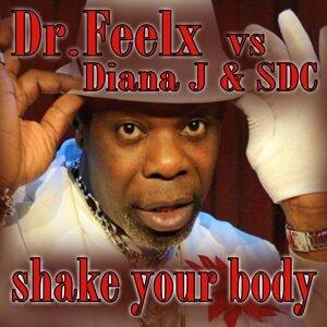 Dr Feelx, Diana J, SDC 歌手頭像