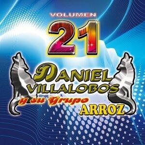 Daniel Villalobos y Su Grupo Arroz 歌手頭像