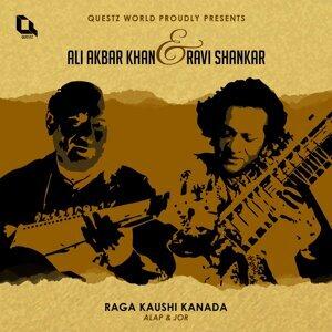 Ravi Shankar, Ali Akbar Khan 歌手頭像
