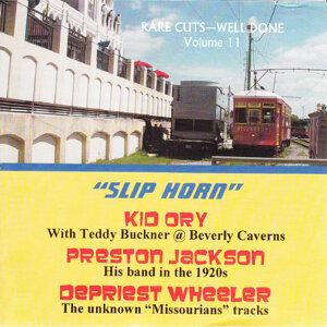 Kid Ory & Preston Jackson & De Priest Wheeler 歌手頭像