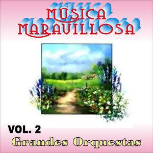 Música Maravillosa Vol. 2 歌手頭像