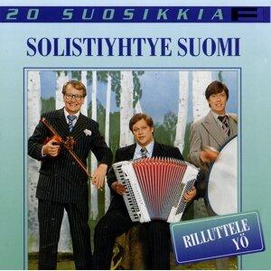 Solistiyhtye Suomi