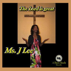 Ms. J Lee 歌手頭像