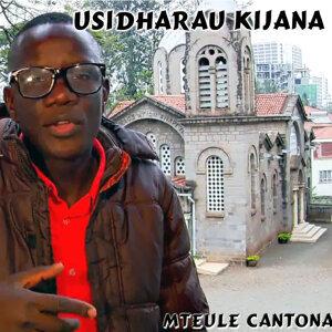 Mteule Cantona 歌手頭像