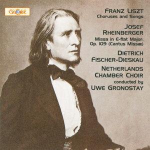 Dietrich Fischer-Dieskau, Netherlands Chamber Choir 歌手頭像