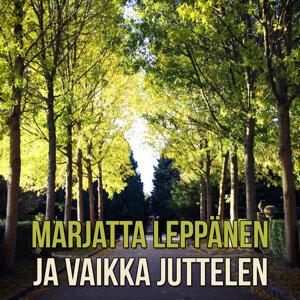 Marjatta Leppanen アーティスト写真