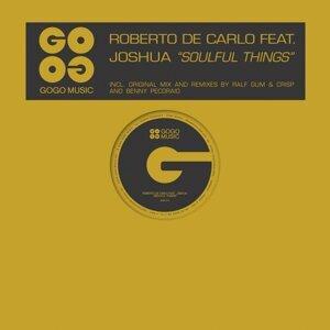 Roberto De Carlo, Joshua 歌手頭像