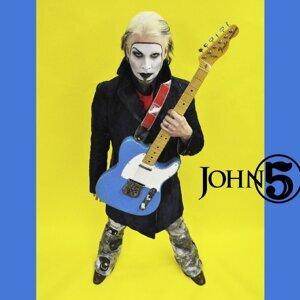 John 5 歌手頭像