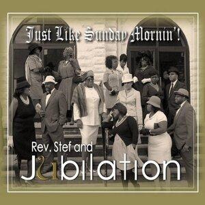 Rev. Stef & Jubilation 歌手頭像