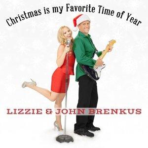 Lizzie & John Brenkus