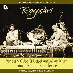 Pandit V. G. Jog, Ustad Amjad Ali Khan 歌手頭像