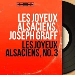 Les Joyeux Alsaciens, Joseph Graff 歌手頭像