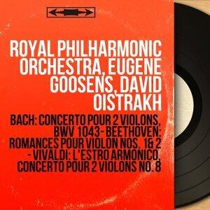 Royal Philharmonic Orchestra, Eugène Goosens, David Oistrakh 歌手頭像