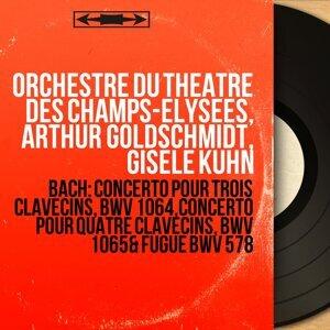 Orchestre du Théâtre des Champs-Elysées, Arthur Goldschmidt, Gisèle Kuhn 歌手頭像