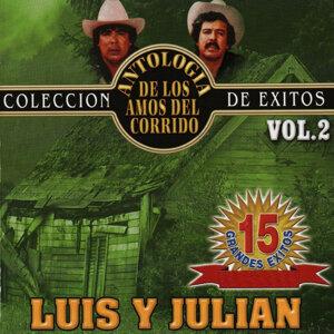 Luis Y Julian 歌手頭像