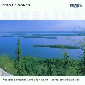 Heinonen, Eero (piano) アーティスト写真