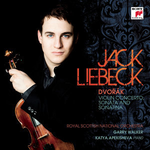 Jack Liebeck 歌手頭像