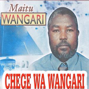 Chege Wa Wangari 歌手頭像