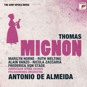 Antonio De Almeida 歌手頭像
